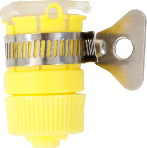 """HOKiPO 1/2"""" Tap Adapter Connector Hose Pipe Fitting for Kitchen Gardening Car Washing Cleaning (AR3718*1) Tap Adapter"""