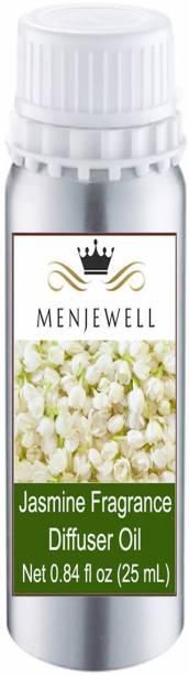 Menjewell Jasmine Fragrance Aroma Oil, Diffuser