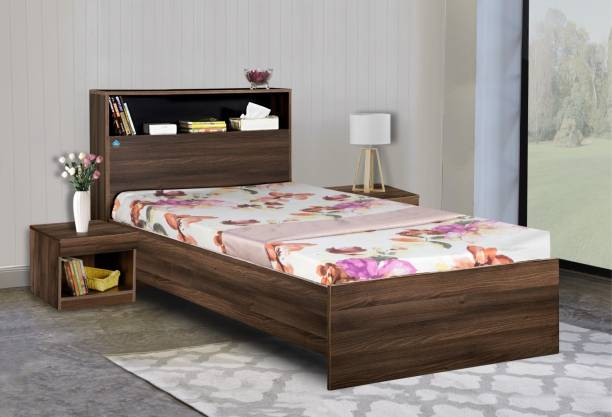 Delite Kom Urban Engineered Wood Single Bed