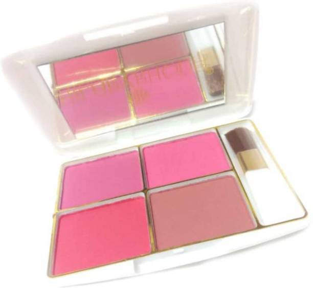HB ADS Blusher Set of 4 Color with Brush