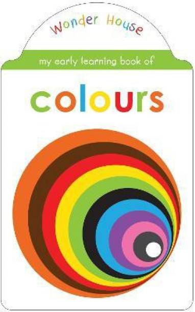 My Early Learning Book of Colours - By Miss & Chief