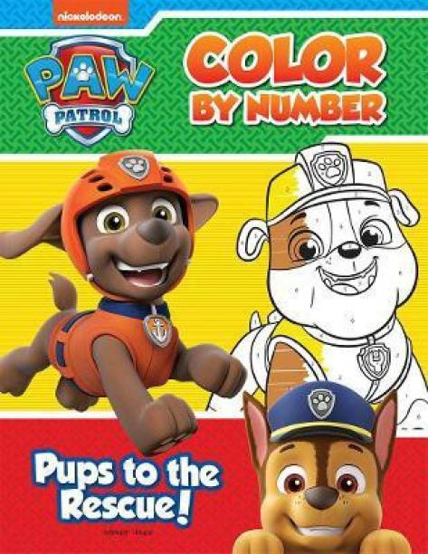 Pups to the Rescue - By Miss & Chief