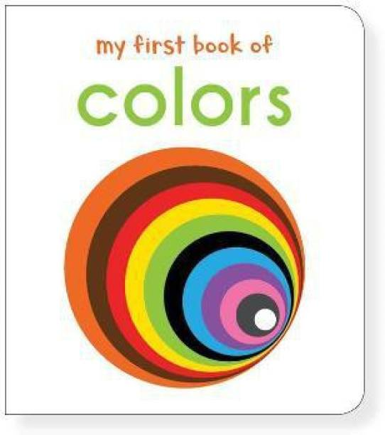 My First Book of Colours - By Miss & Chief