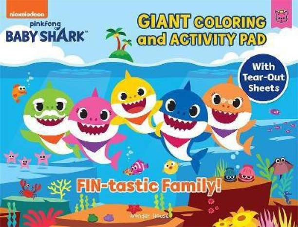 Pinkfong Baby Shark - Fin-Tastic Family