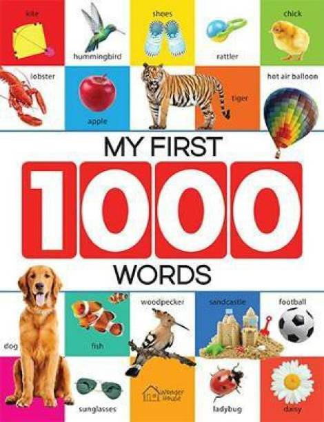 My First 1000 Words - By Miss & Chief