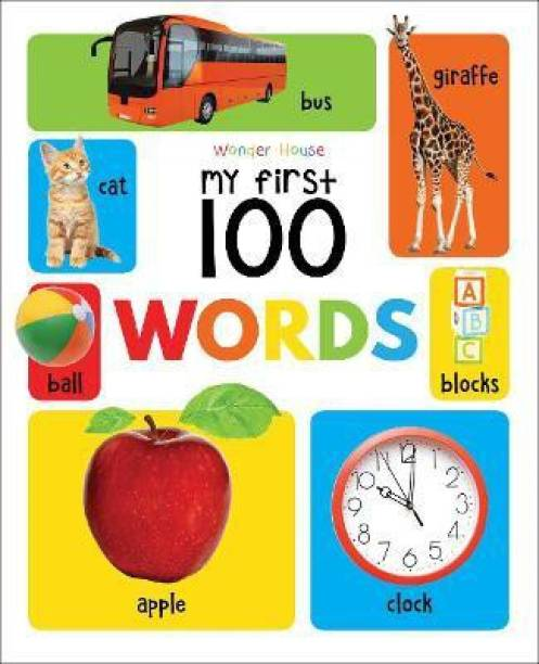My First 100 Words - By Miss & Chief