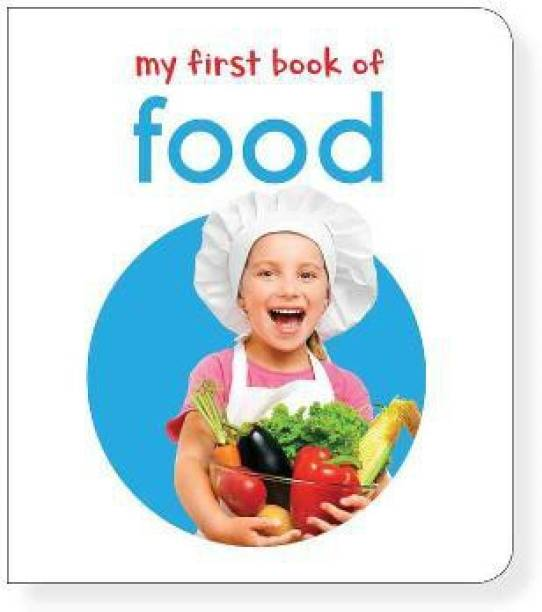 My First Book of Food - By Miss & Chief