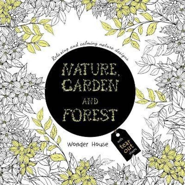 Nature, Garden and Forest - By Miss & Chief