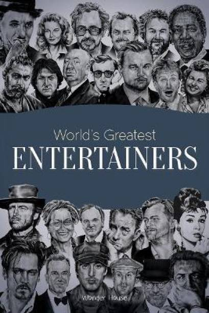 World's Greatest Entertainers - By Miss & Chief 1 Edition
