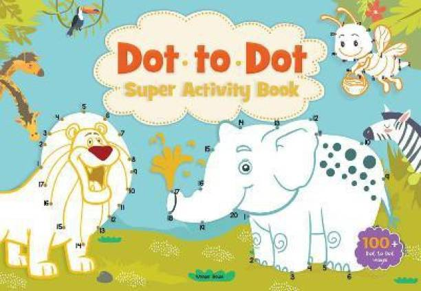 Dot to Dot Super - By Miss & Chief