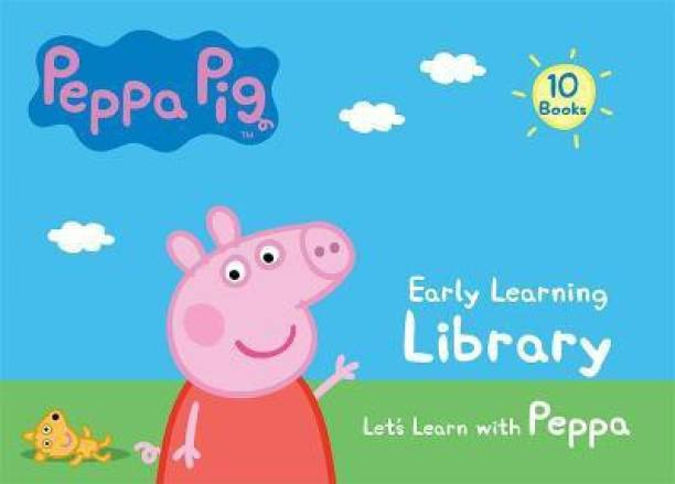 Peppa Pig Early Learning Library