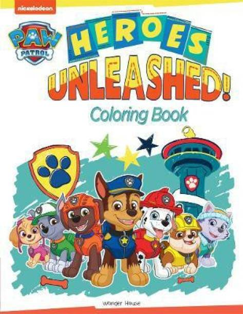 Heroes Unleashed - By Miss & Chief