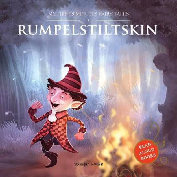 My First 5 Minutes Fairy Tale Rumpelstiltskin - By Miss & Chief
