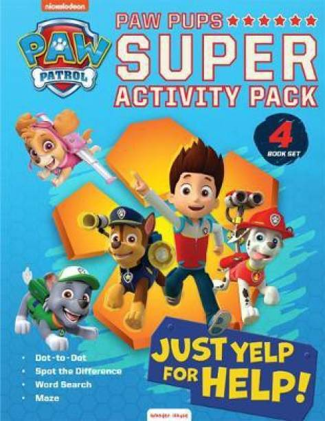Paw Pups Super Activity - By Miss & Chief