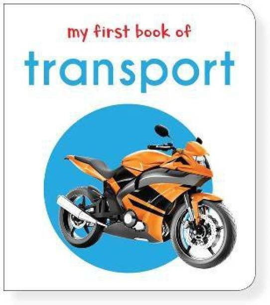 My First Book of Transport - By Miss & Chief