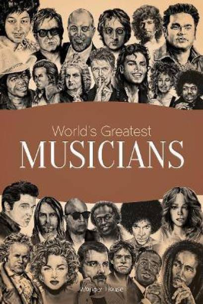 World's Greatest Musicians - By Miss & Chief 1 Edition