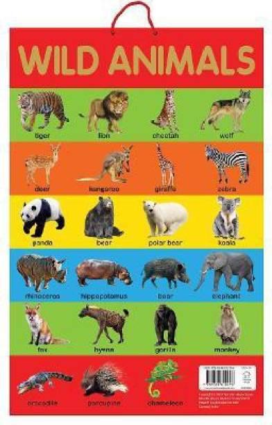 Wild Animals - By Miss & Chief