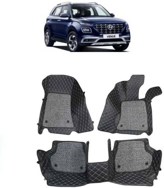 arneja trading company Leatherite 7D Mat For  Hyundai Venue