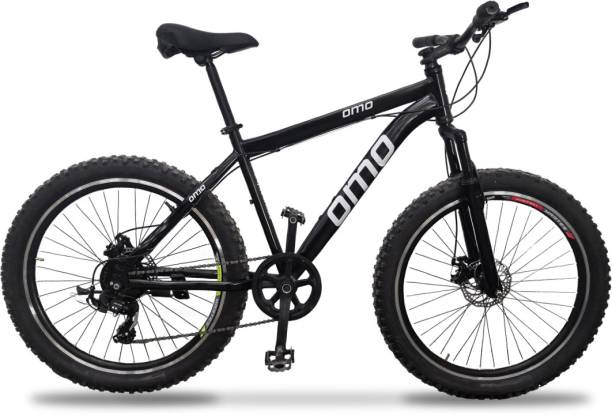 OMO Vagator - Semi Fat - 7 Speed 26 T Fat Tyre Cycle