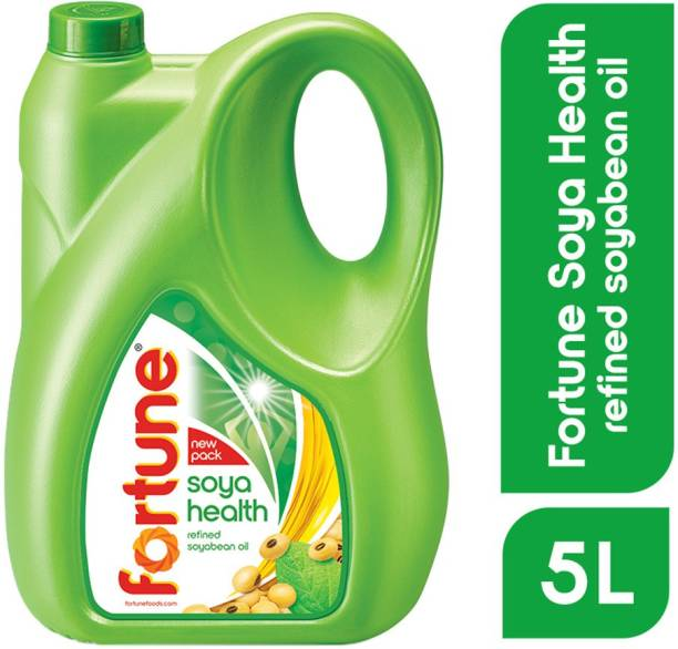 Fortune Refined Soyabean Oil Can