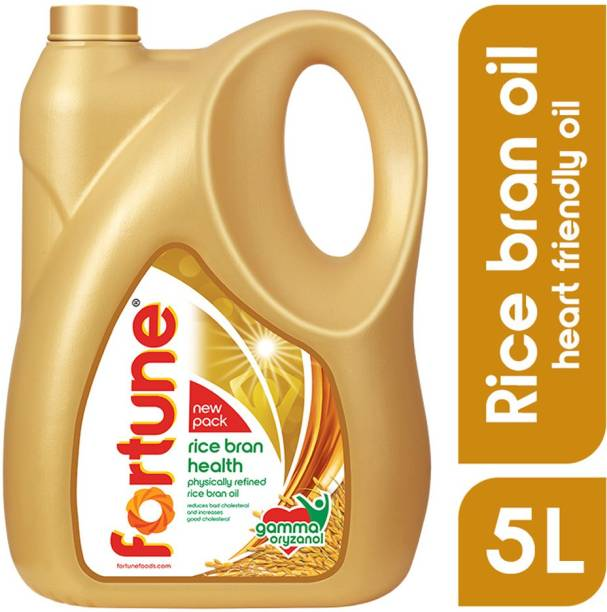 Fortune Rice Bran Oil Can
