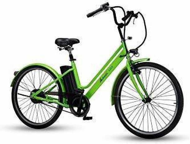 Autonix City Plus 26 inches 6 Gear Lithium-ion (Li-ion) Electric Cycle