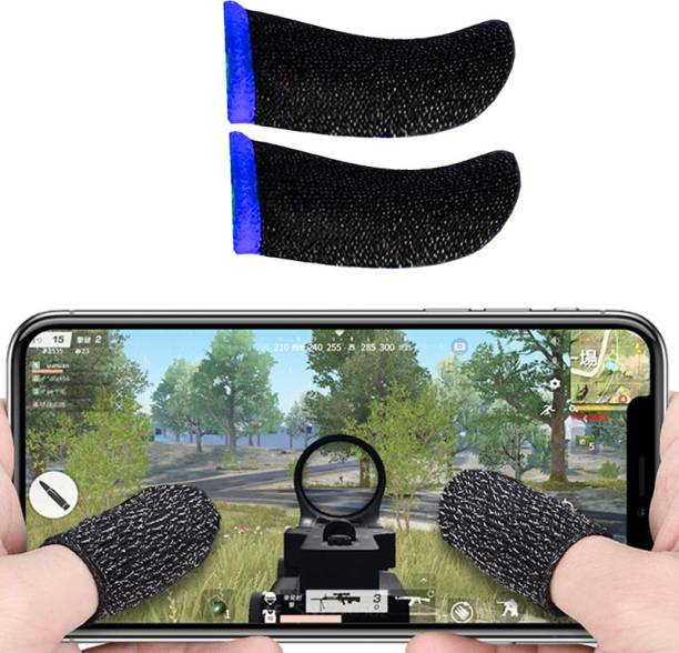 CRETO High Quality Finger Sleeve For Pubg,Free Fire and all Gaming Finger Sleeve