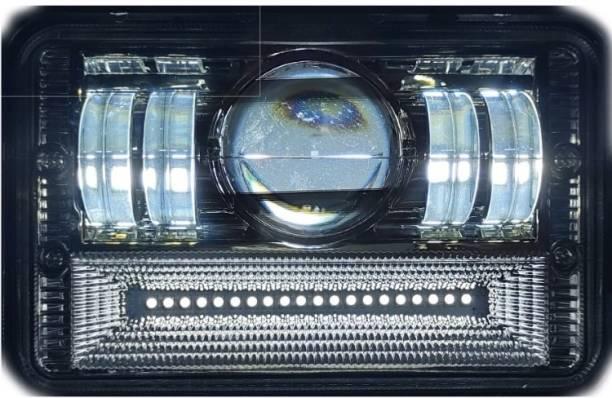 ASIATICK LED Headlight for Hero Splendor, Splendor Plus, Splendor Pro