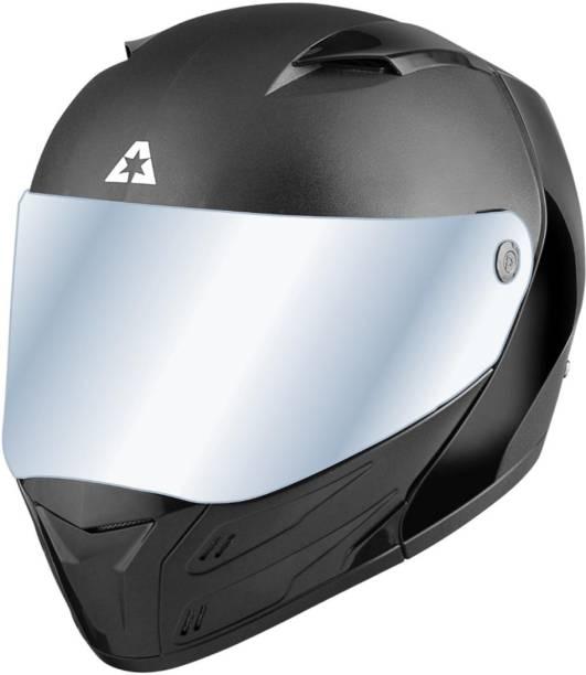 Aaron Amaze Non Painted Motorbike Helmet