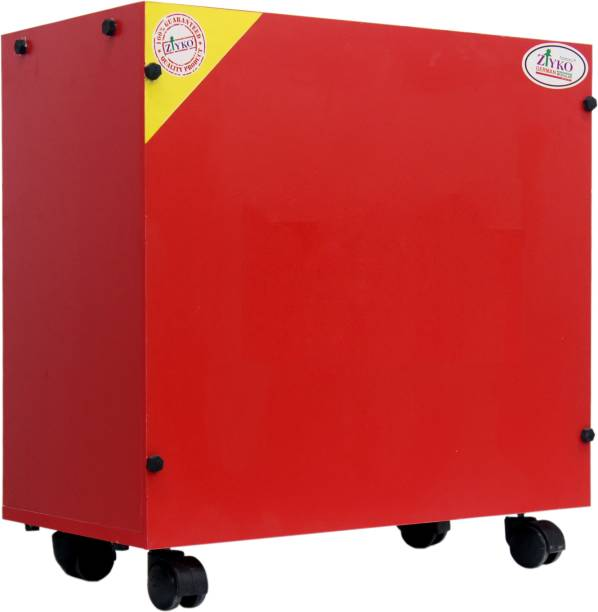 ziyko QUEEN RED Trolley for Inverter and Battery