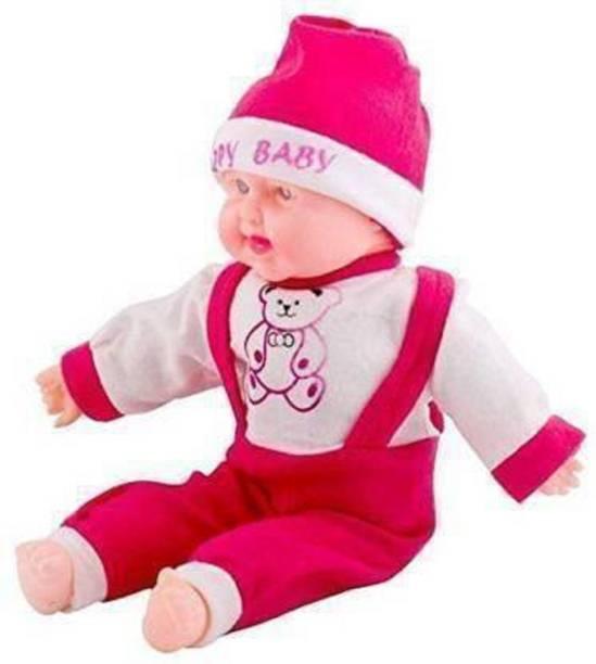 s yuvraj Happy Musical Laughing ( PINK ) (PINK) (Pink)