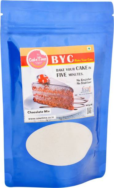 Cake Time Chocolate BYC 250 g