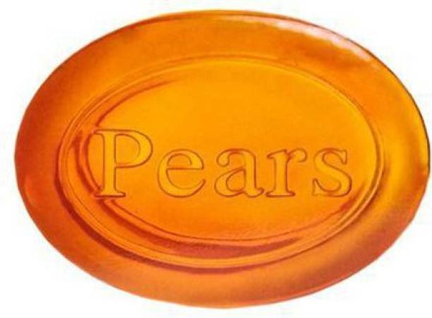 Pears Pure & Gentle Moisturising Bathing Soap with Glycerine For Golden Glow