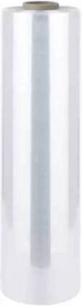 shriji creation 60 cm 1000 ft Stretch Film :: Wrapping Roll /Wrapping Film /Packaging Film( SIZE:-24 INCH PACK OF 1PCS)