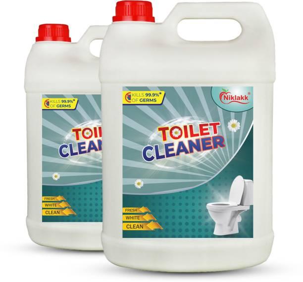 Niklakk TOILET CLENER 10 LITER Ocean Liquid Toilet Cleaner