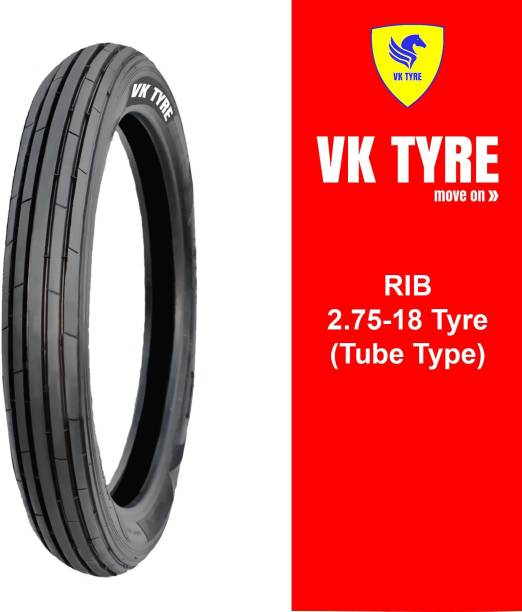 VK TYRE RIB 2.75-18 Front Tyre
