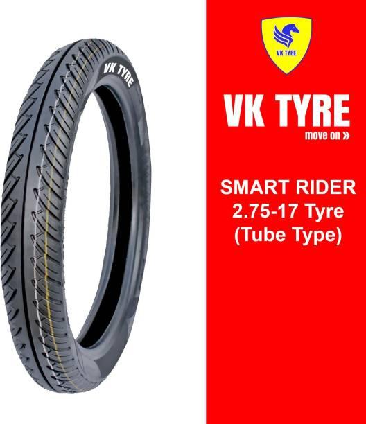 VK TYRE SMART RIDER 2.75-17 Front Tyre