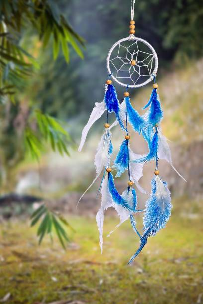 Ryme Car And Room Hanging Dream catcher Wool Dream Catcher