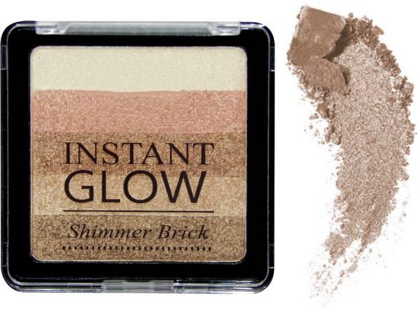 VARS LONDON Shimmer blusher/ bronzer/ highlighter combo palette | highlighter palette | blusher palette |