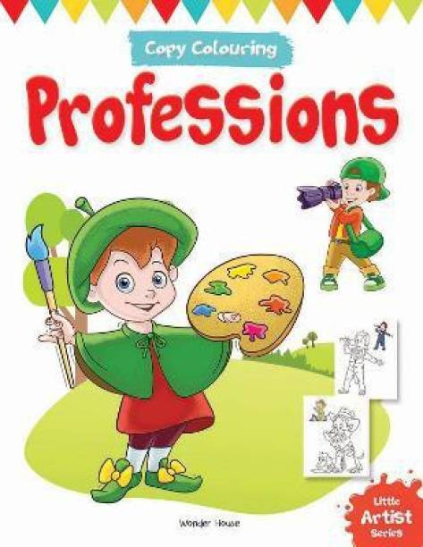 Little Artist Series Professions - By Miss & Chief