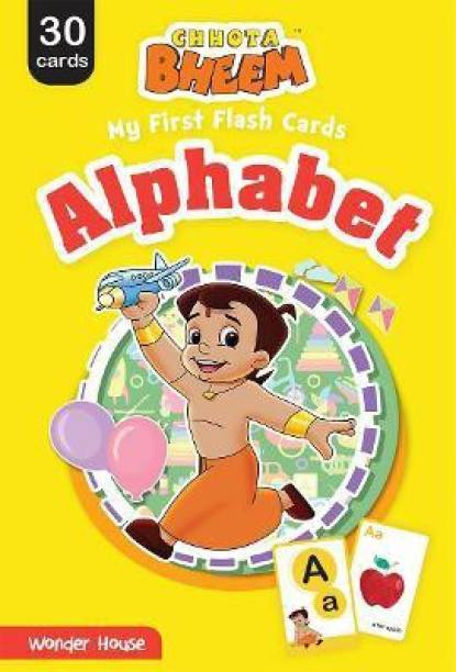 Chhota Bheem - Alphabet
