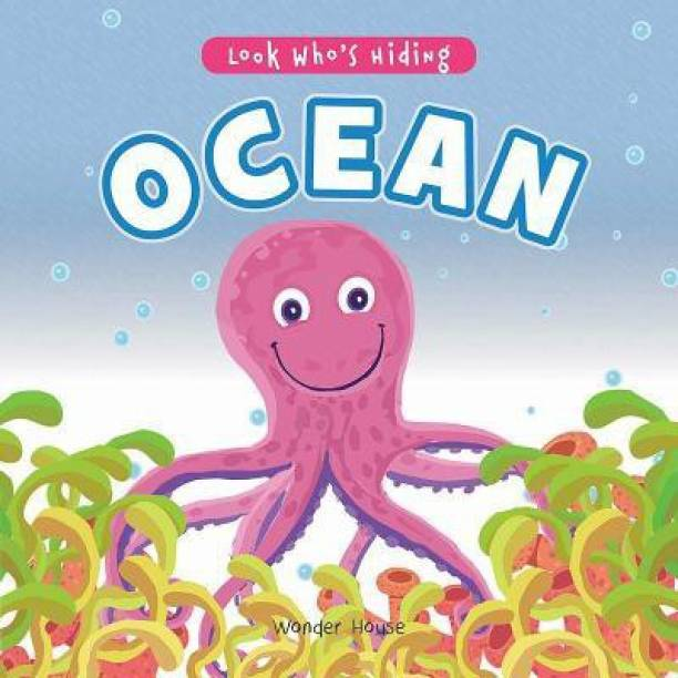 Look Who's Hiding - Ocean - By Miss & Chief