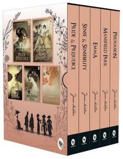 Greatest Works of Jane Austen