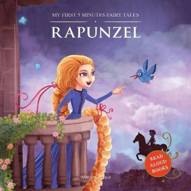 My First 5 Minutes Fairy Tale Rapunzel - By Miss & Chief