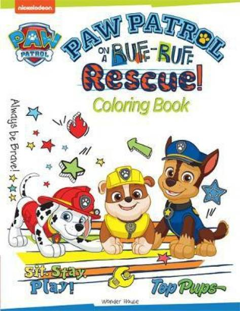 Paw Patrol on a Ruff-Ruff Rescue - By Miss & Chief