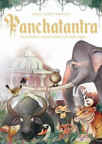 Pandit Vishnu Sharma's Panchatantra - By Miss & Chief