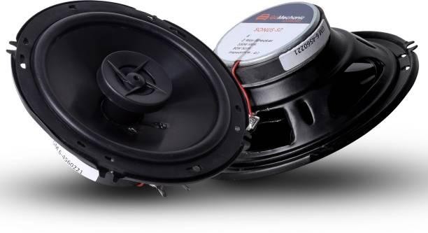 "GoMechanic 6"" inch 2-way 330W SUPER BASS Car Speaker Sonus S2 Coaxial Car Speaker"