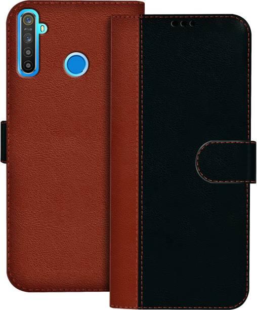 Flipkart SmartBuy Flip Cover for realme 5