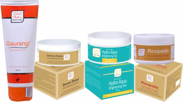 Rahul Phate's Research Product Tan Care Kit