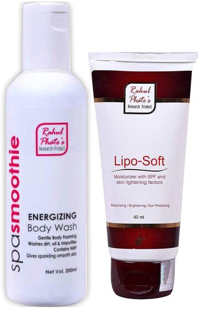 Rahul Phate's Research Product Body Care Kit